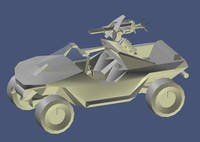 Halo 1 Vehicles