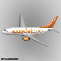 B737-700 EasyJet