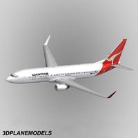 B737-800 Qantas