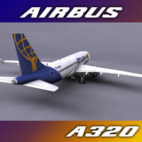 Airbus A320 Atlas Air