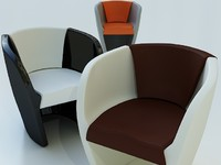 model sitland cup chair office