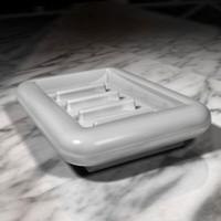 3dsmax soap dish