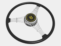 Banjo Steering Wheel