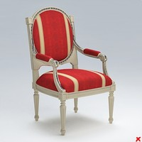 Chair old fashioned024.ZIP