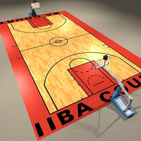 Basketball Court Official 1