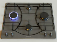 3d model gas cooktop