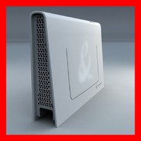 3ds max livebox router