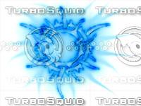 logo snake eater 3d ma