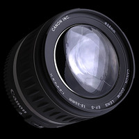 3d canon 18-55mm lens cameras
