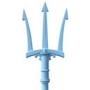 trident 3D models