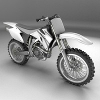 3ds max yamaha bike