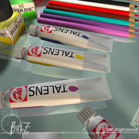 3d model artist tools