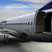 737-700 w interior 3d lwo