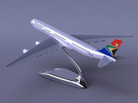 AIRBUS A340-300 SOUTH AFRICAN AIRWAYS DESKTOP EDITION