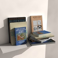 architectural books 3d x