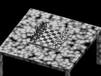 maya marble chess board set