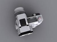 digital camera minolta 3d max