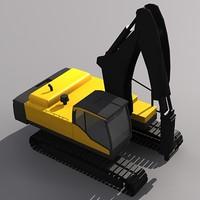 ec460c crawler excavator max