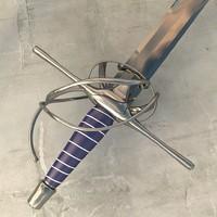 3d rapier sword