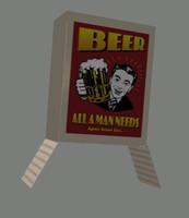 Paper Beer hat