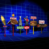 Food Signs 01
