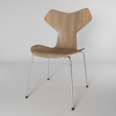 arne jacobsen grand prix max. Black Bedroom Furniture Sets. Home Design Ideas