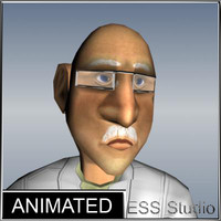 Scientist Animated