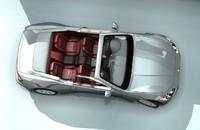Maserati Granturismo Spyder Ferrari