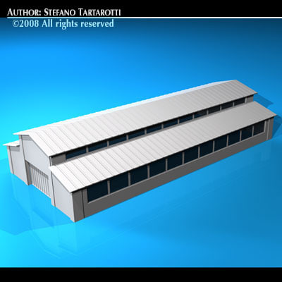 stable building dxf - Stable... by tartino