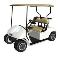 3d - lf cart model