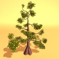3d step trees