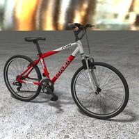 3d model of trek 3500