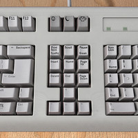 3d model keyboard scanline keys