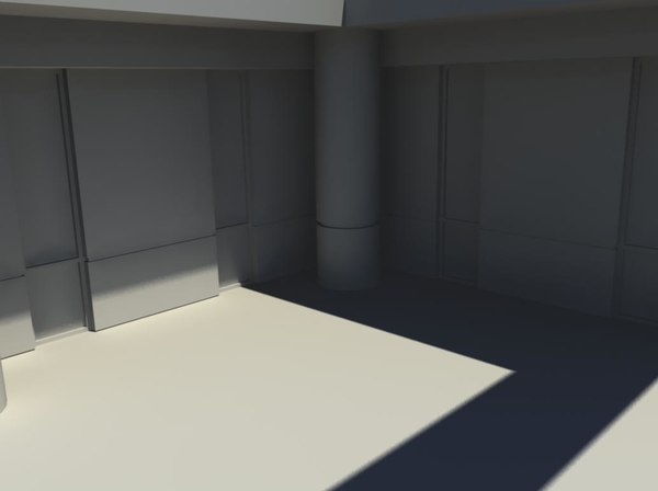 3d car storefront model - Storefront... by evilhoodlem