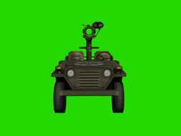 3dsmax car battlefield vietnam