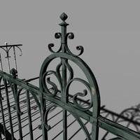 Kaiser Fence