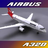 maya airbus a320 qantas