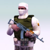 terrorist ak74 games 3ds