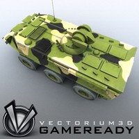 Game Ready - ZSL92 IFV