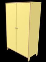 3ds max cabinet wardrobe