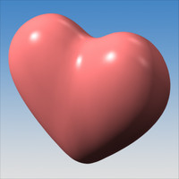 iconic heart 3ds free