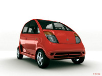 3d model car tata nano