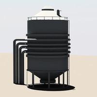 industrial silo lwo