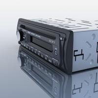 sony caraudio 3d max