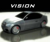 3d modify car