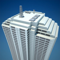 skyscraper 8 vol 1 3d model