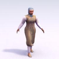 x arab female