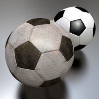 Soccer Ball With Stitches