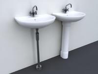 maya bathroom standard sink