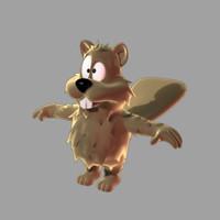 beaver animation ma